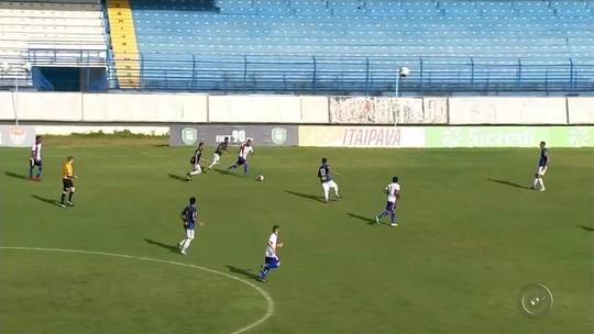 Nos acréscimos, Desportiva-PA marca, elimina Penapolense e avança às oitavas