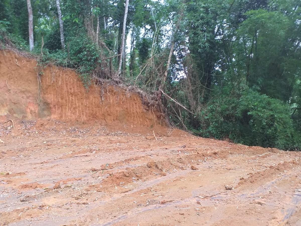 Polícia descobre área degradada por exploração irregular de barro em Paraty - G1
