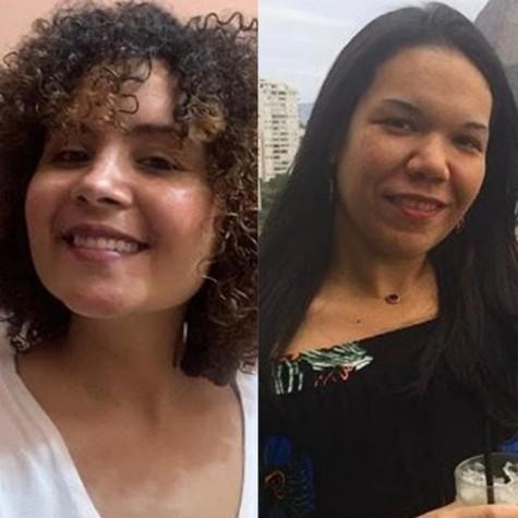 Renata Andrade e Thais Pontes, roteiristas da Globo (Foto: Reprodução)