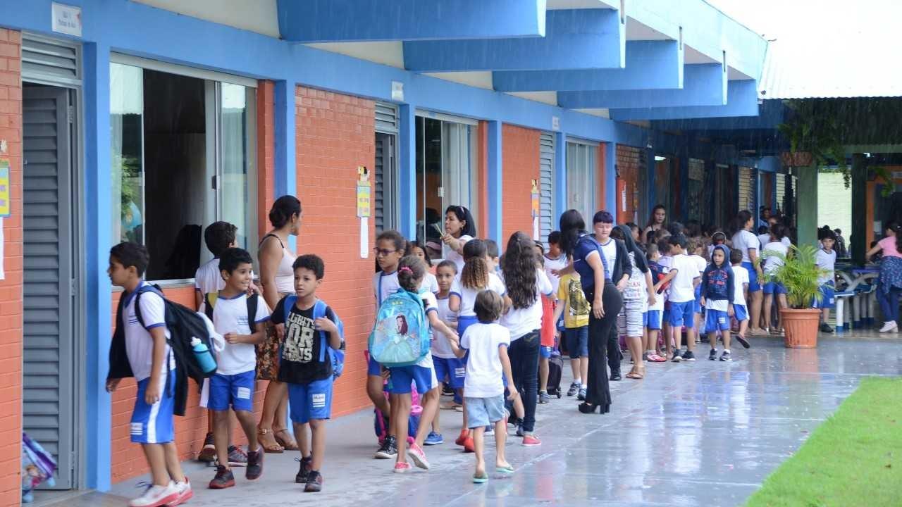 Período para renovar matrícula na rede municipal de Palmas começa dia 18; veja calendário completo - Notícias - Plantão Diário