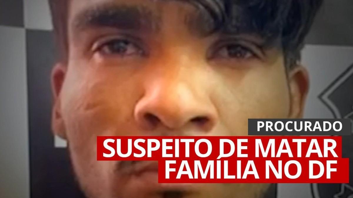 Secretário de segurança diz que acredita ter visto Lázaro Barbosa