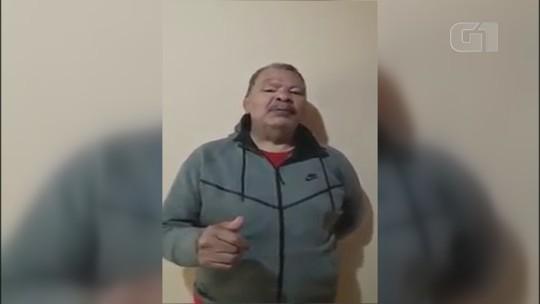 Popó contesta vídeo em que Maguila pede ajuda para deixar clínica em Itu: 'É tudo mentira'