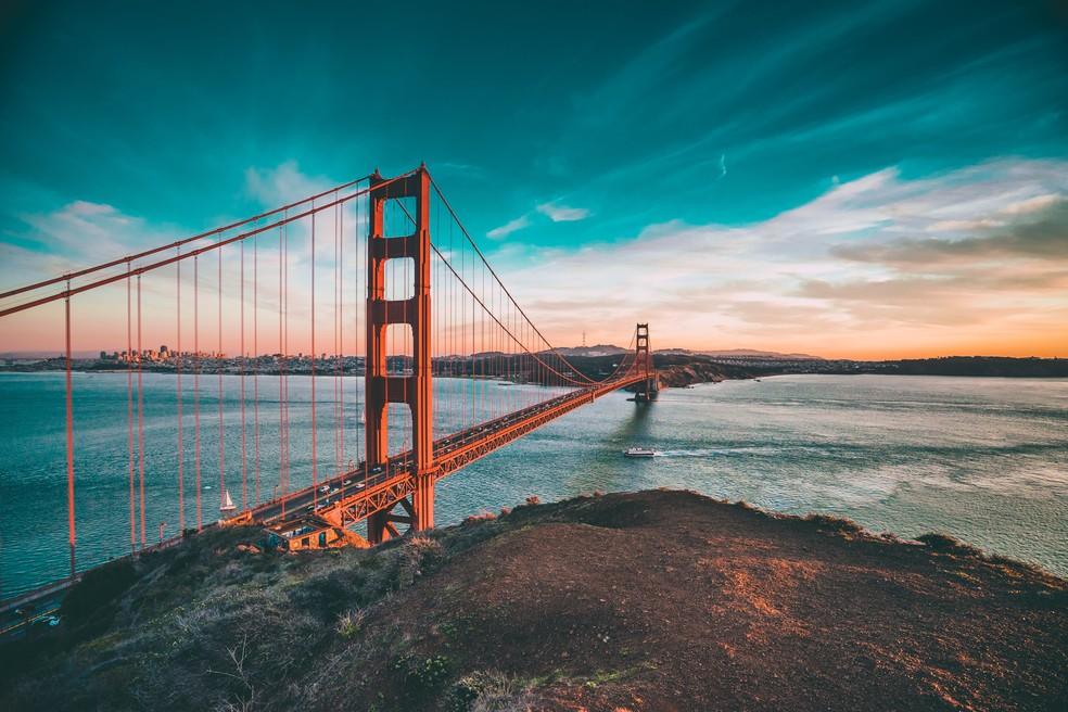 San Francisco, Califórnia, Estados Unidos — Foto: Joseph Barrientos/Unsplash