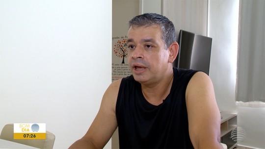 Para viver mais, funcionário público vence exageros e cansaço e emagrece 30kg em 1 ano