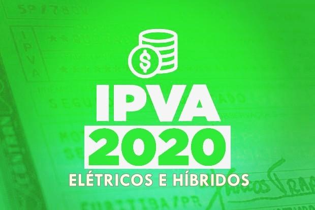 IPVA para carros elétricos e híbridos  (Foto: Montagem/Autoesporte )