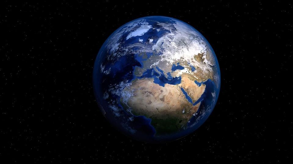 Planeta Terra (Foto: Pixabay)