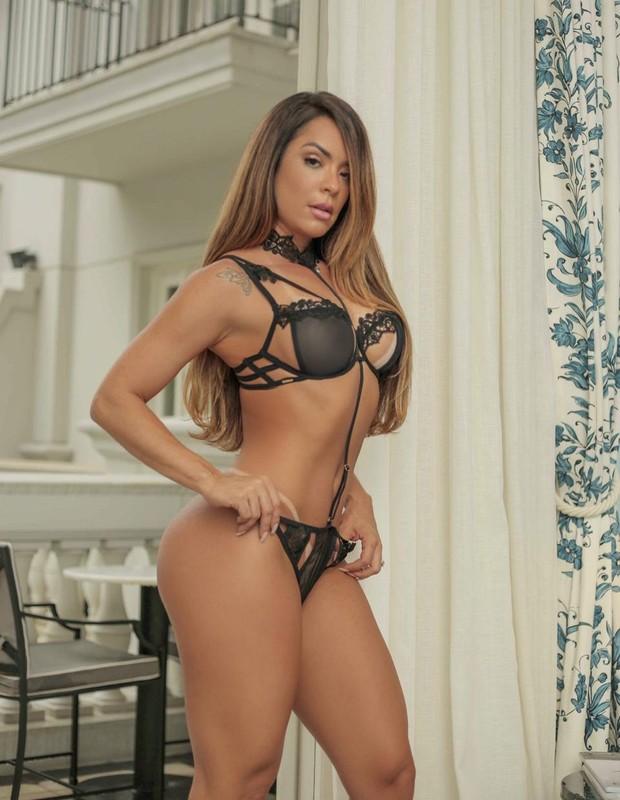 Denise Dias (Foto: Jhonatas Pereira)
