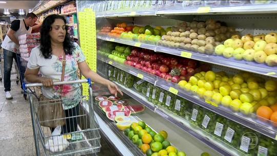 Falta de produtos aumenta 21% nos supermercados com a greve