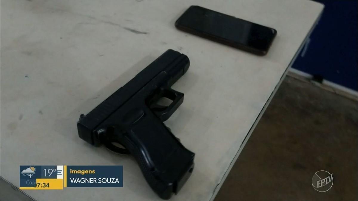 Homem é abordado por 2 suspeitos e escapa de sequestro-relâmpago em Campinas