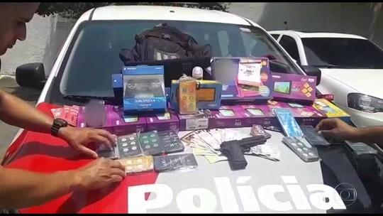 Loja é assaltada duas vezes em intervalo de 20 minutos na Zona Sul de São Paulo