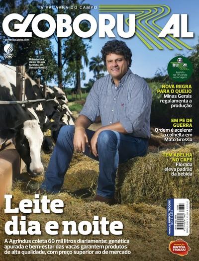 Capa Globo Rural - 389 - março (Foto: Redação Globo Rural)