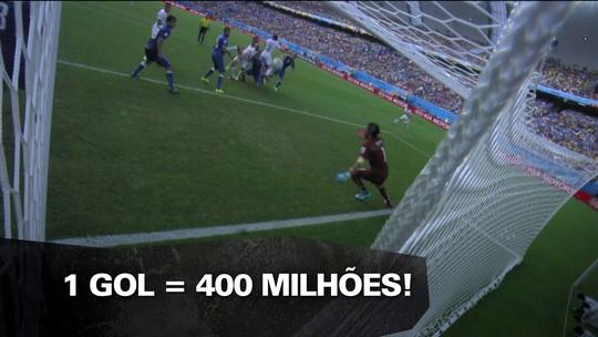 Cada gol na Arena das Dunas na Copa de 2014 saiu por R$ 400 milhões
