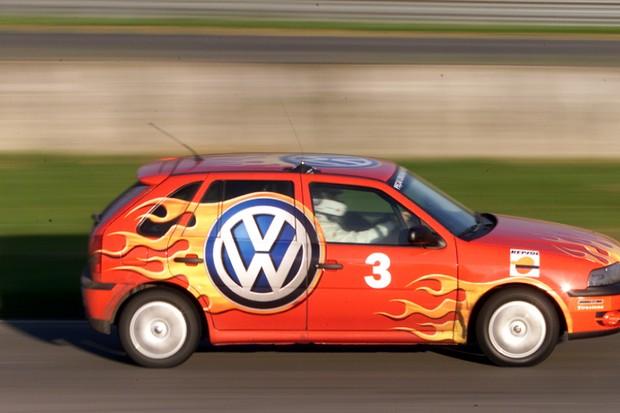 VW Gol Endurance (Foto: Divulgação)