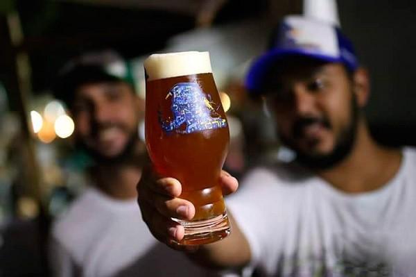 A cervejaria Motim é uma das participantes do Breja Rio