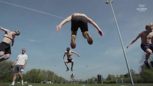 Tradição: nova geração quer manter domínio da Holanda na patinação de velocidade