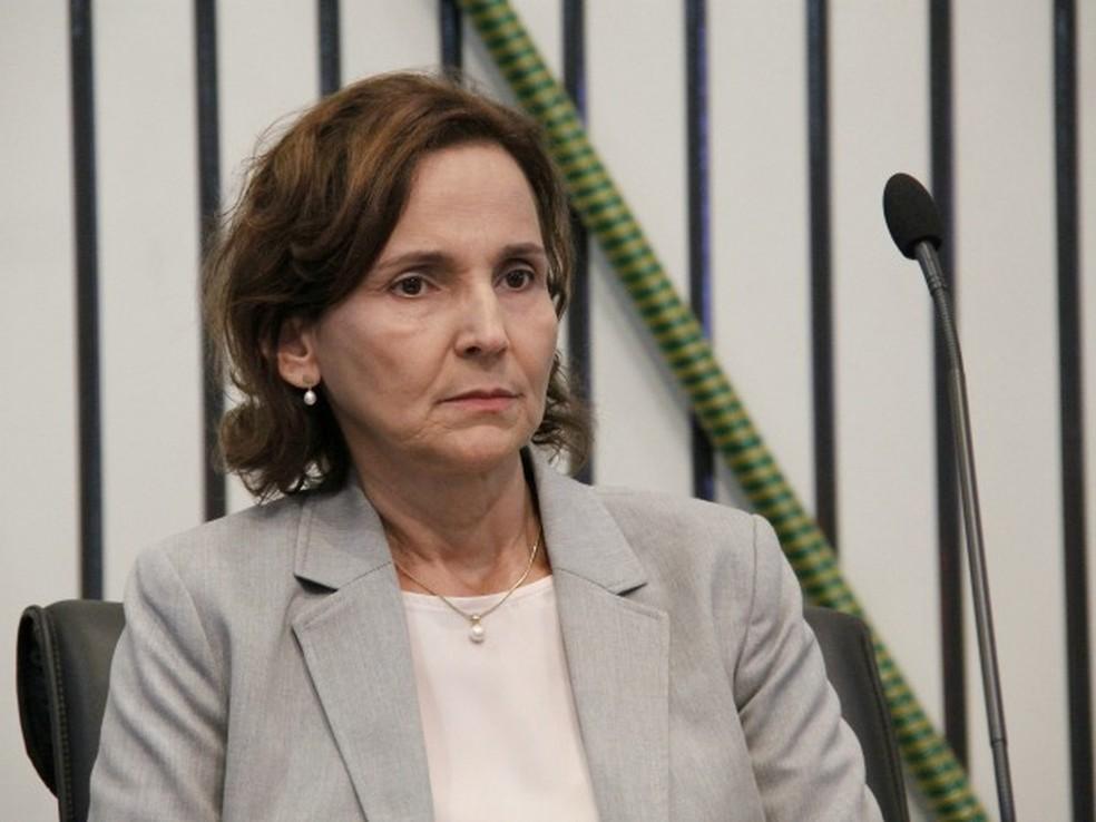 Vice-governadora do Ceará, Izolda Cela. — Foto: Kléber A. Gonçalves/Agência Diário