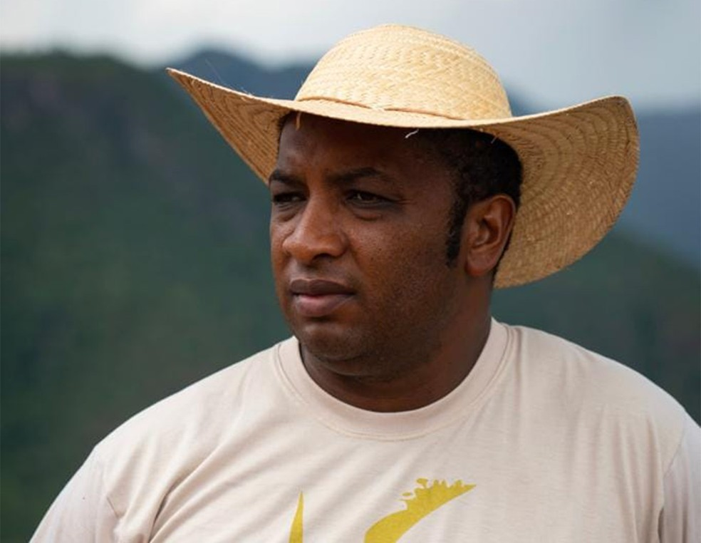 O quilombola Vilmar Kalunga foi eleito prefeito de Cavalcante, GO — Foto: Reprodução/Facebook