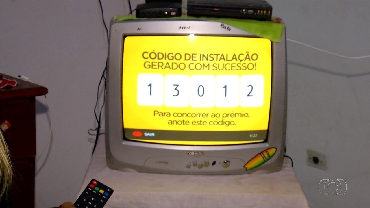 Promoção sorteia R$ 2 mil entre moradores que têm direito a kit digital