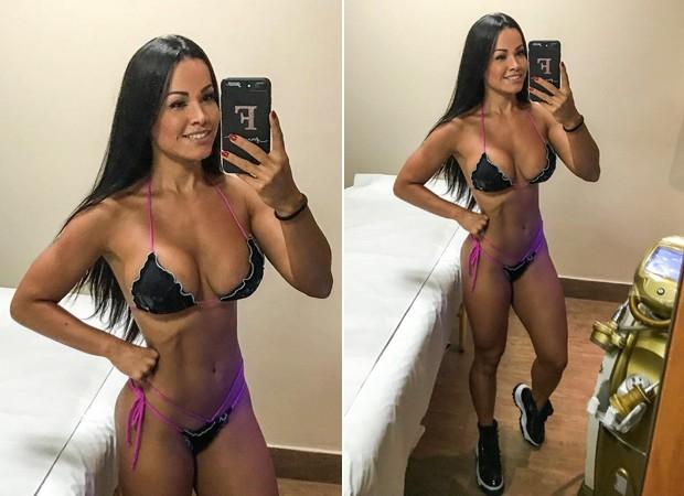 Fernanda D'Ávila (Foto: Reprodução/Instagram)