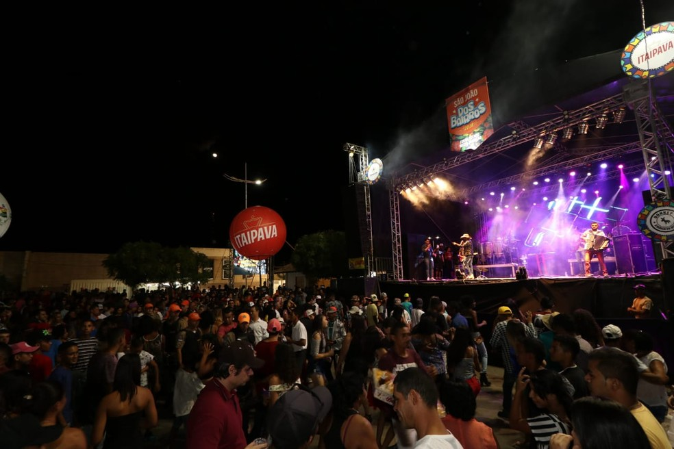 São João dos Bairros 2019 começa nesta sexta (17), na Cohab Massangano em Petrolina.  — Foto: Divulgação/Prefeitura de Petrolina