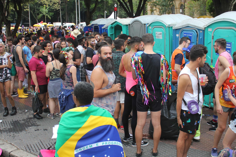 Homem é esfaqueado e morre após dispersão de blocos de carnaval no Centro de SP