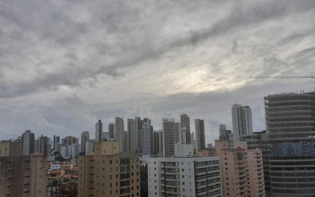 Salvador terá fim de semana com tempo fechado e chuvas isoladas; veja previsão