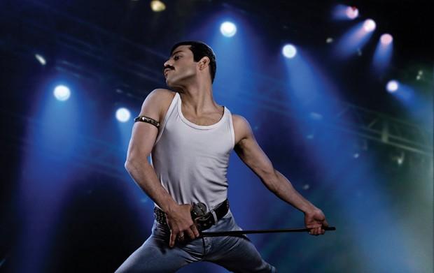 Bohemian Rhapsody se destaca pela atuação de Rami Malek e a direção de arte   (Foto:  20th Century Fox/Divulgação )