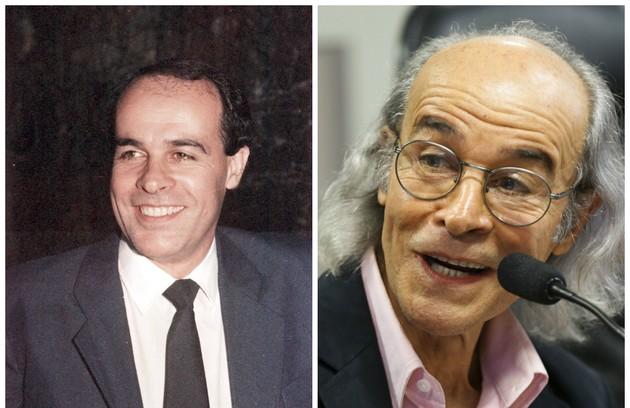 Osmar Prado interpretou Tabaco, motorista de Renato e homem de sua confiança (Foto: Reprodução)