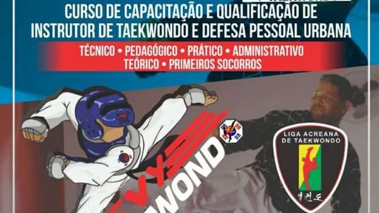 Foto: (Divulgação/Liga Acreana de Taekwondo)