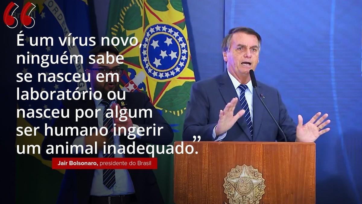 CPI pergunta a Itamaraty e Abin se são a fonte da declaração de Bolsonaro sobre 'guerra química'