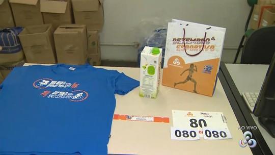 Atletas iniciam retirada de kits para as ciclísticas Aguinaldo e Amélia Archer Pinto