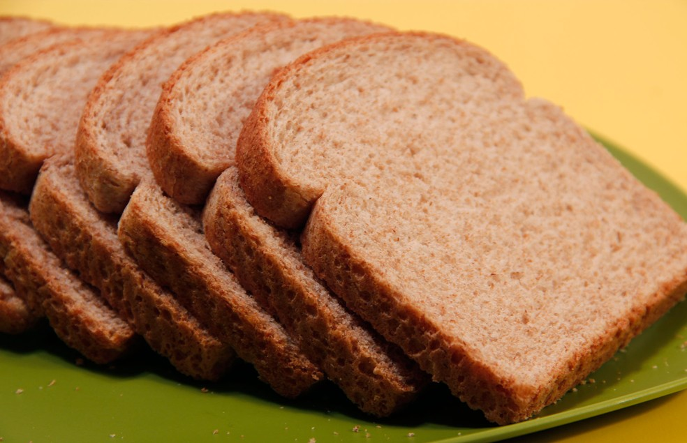 Pão de forma faz parte da categoria de alimentos ultraprocesados — Foto: CDC/ Debora Cartagena