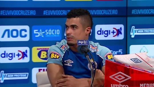"""Barreto vê declaração de Egídio como """"carteiraço"""" e aponta risco de """"efeito âncora"""" no Cruzeiro"""