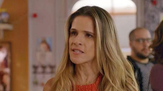 Marlene descobre que Genésio passou a noite com Celma