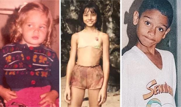 Letícia Spiller, Sabrina Sato e Sérgio Malheiros (Foto: Reprodução/Instagram)