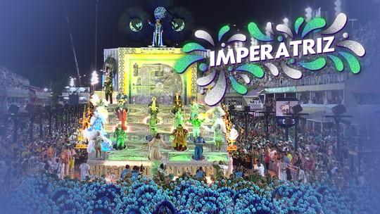 Imperatriz - Grupo Especial (RJ) - Íntegra do desfile de 03/03/2019