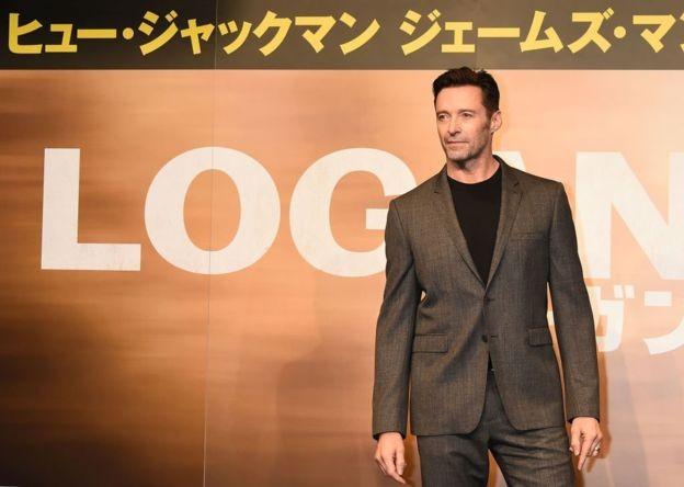 Logan (2017) , estrelado por Hugh Jackman fez história ao se tornar o primeiro filme de super-herói a receber uma indicação ao Oscar de melhor roteiro (Foto: Getty Images via BBC News Brasil)
