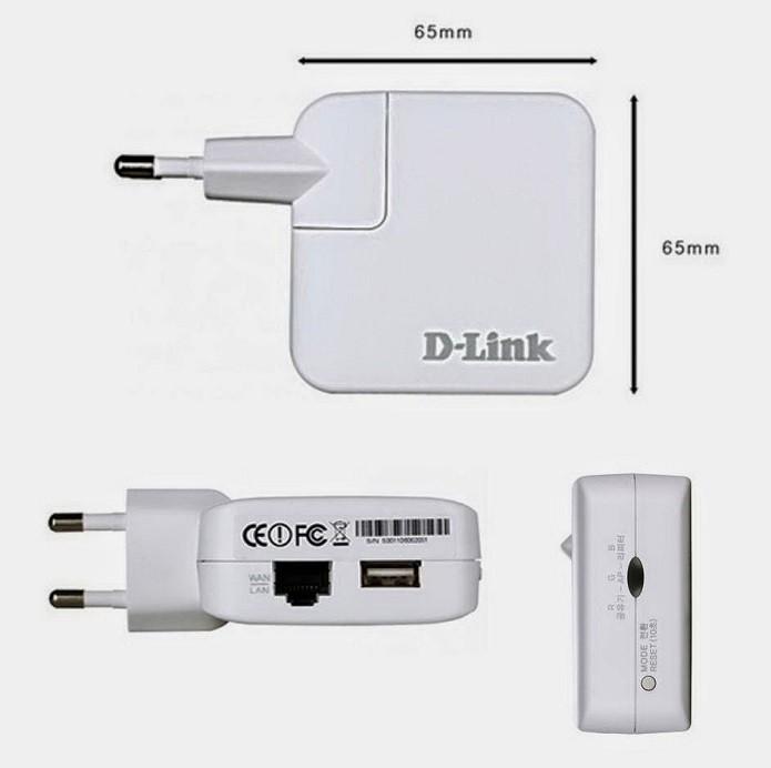 D-Link DIR-503A (Foto: Divulgação)
