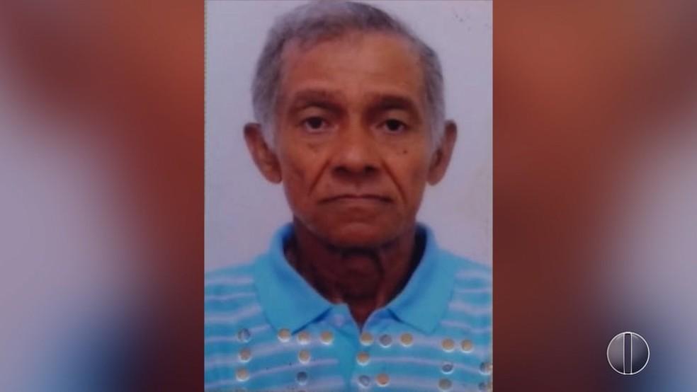 Francisco Julio do Nascimento, de 70 anos, estava desaparecido desde o dia 31 de julho (Foto: Inter TV Cabugi/Reprodução)