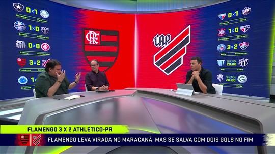 """Rizek avalia vida de Arrascaeta no Flamengo: """"Incapaz de entregar futebol à altura do investimento"""""""