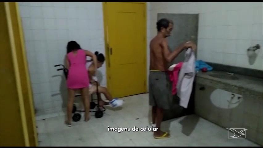 Pacientes denunciam péssimas condições na Santa Casa de Misericórdia do Maranhão