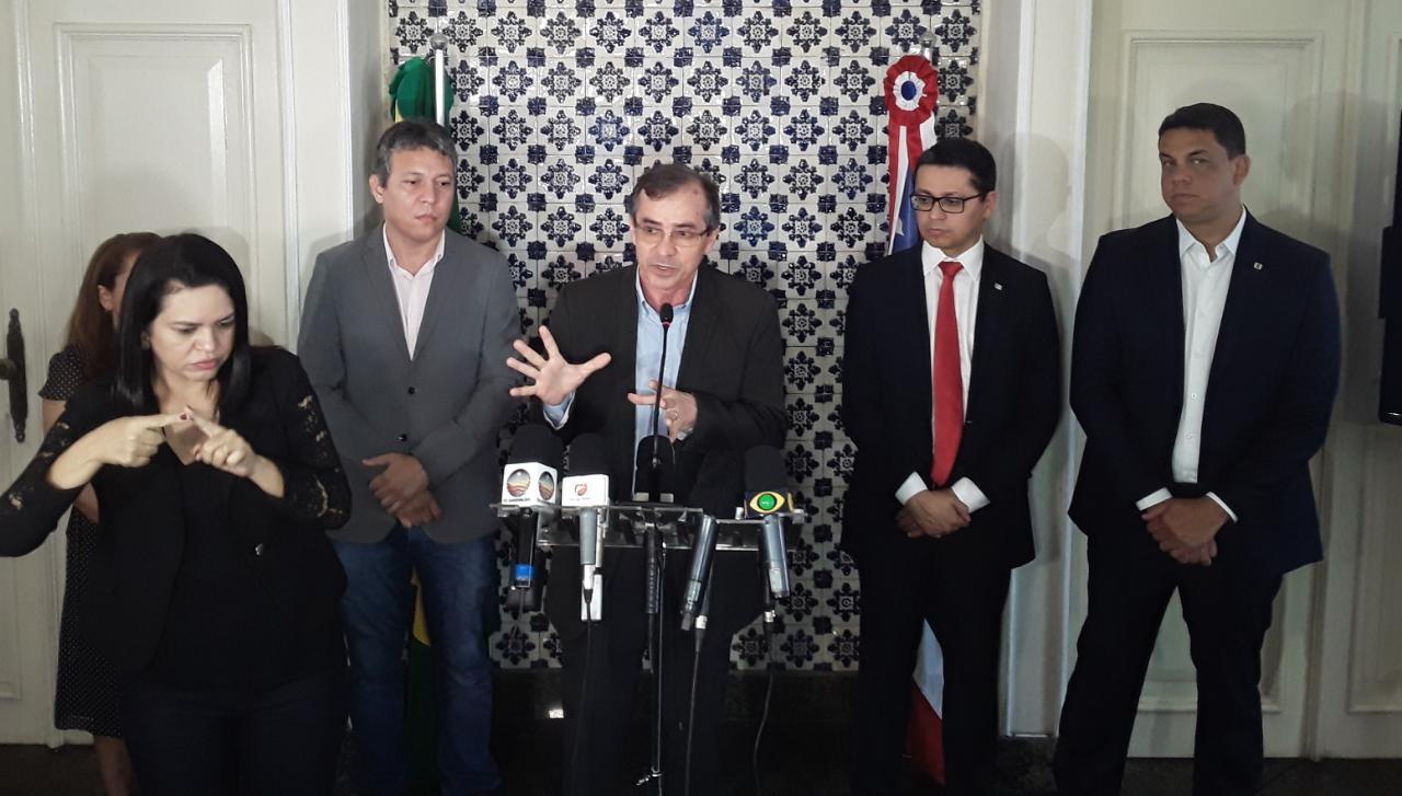 Maranhão tem casos de transmissão comunitária por coronavírus, diz secretário de Saúde