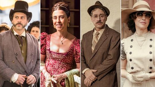 'Filhos da Pátria': Elenco revela o que mudou nos personagens da nova temporada