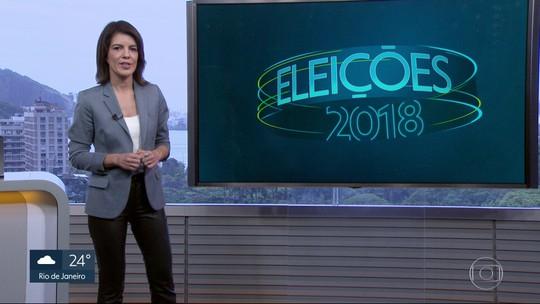 Instituto Datafolha divulga 5º pesquisa eleitoral com os candidatos ao governo do estado