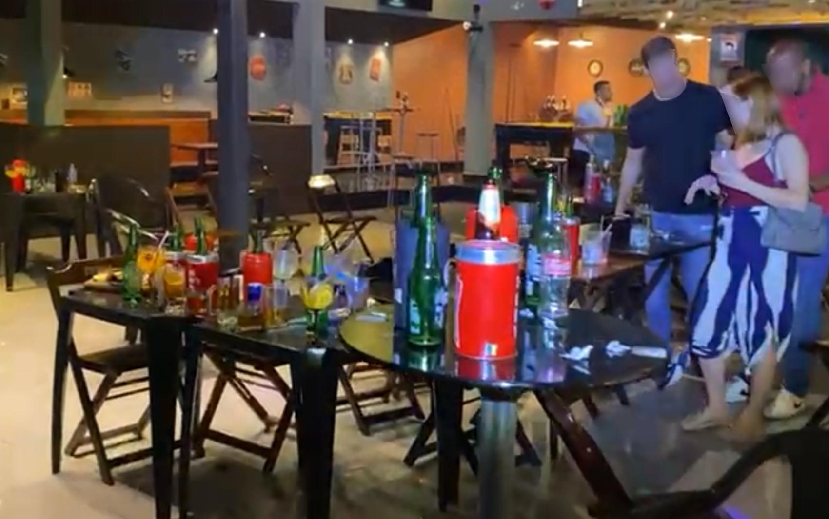 Fiscalização flagra casa de jogos de poker, bares, distribuidoras e boate em desrespeito ao decreto contra Covid-19 em Goiânia