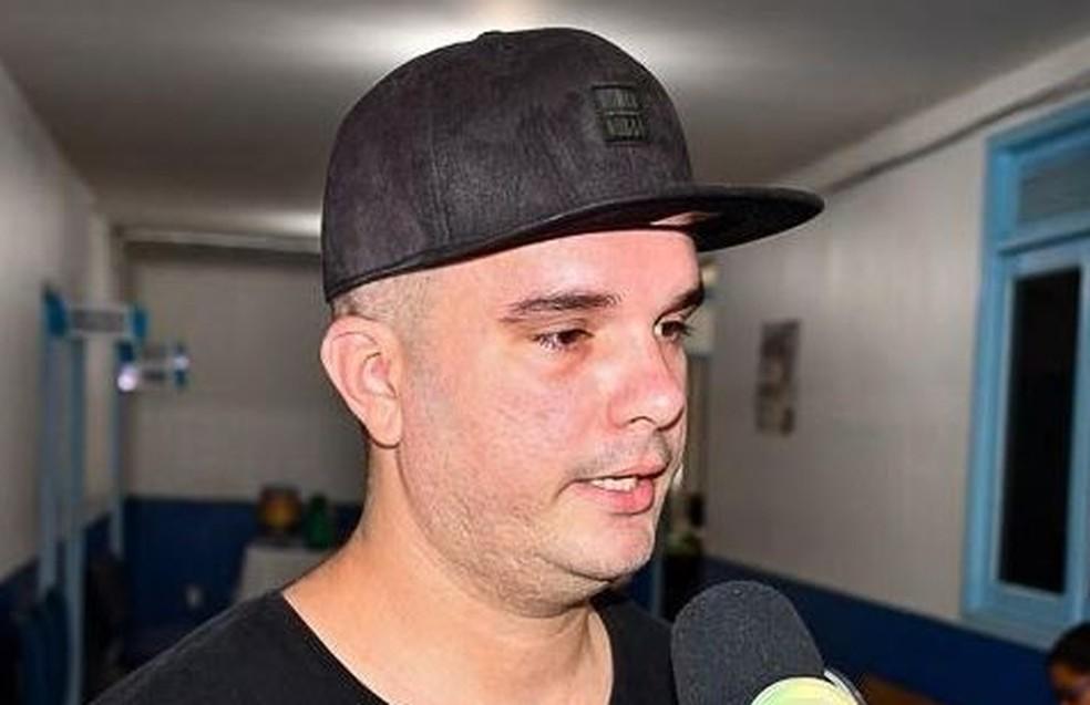 O médico cubano Erick Casa Nova agradeceu a população pelo acolhimento em Cruzeiro do Sul, no Acre — Foto: Divulgação/assessoria Prefeitura de Cruzeiro do Sul