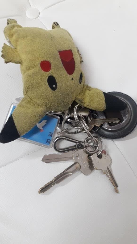 """"""" Me pediu prova que eu morava ali e que mostrasse a chave. Perguntou meu apartamento"""", diz Isabella (Foto: Reprodução / Facebook)"""