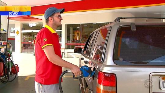 Preço da gasolina chega a cair mais de R$ 0,60 em Santa Rosa