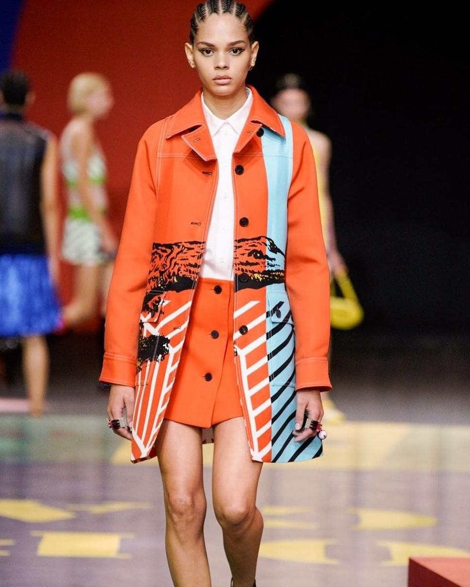 Dior primavera-verão 22 (Foto: Divulgação )
