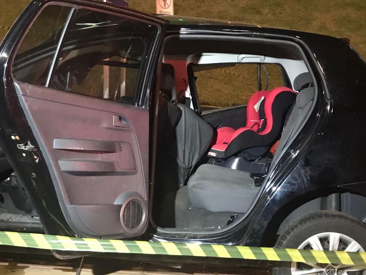 Filho de advogada que morreu em acidente de trânsito em MS recebe alta de hospital